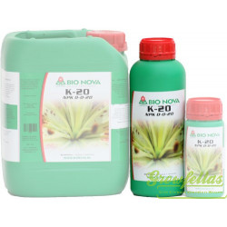 Bio Nova  K 20% Kalium