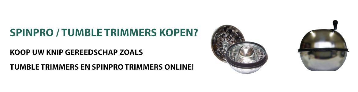 Spin Pro / Tumble trimmers kopen